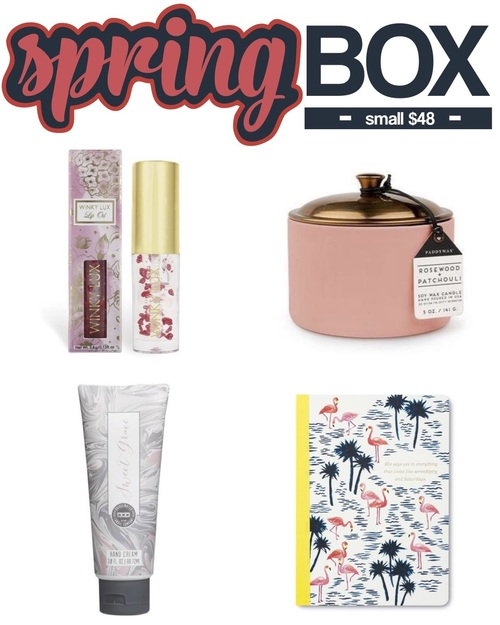 Mapel Spring Box Small