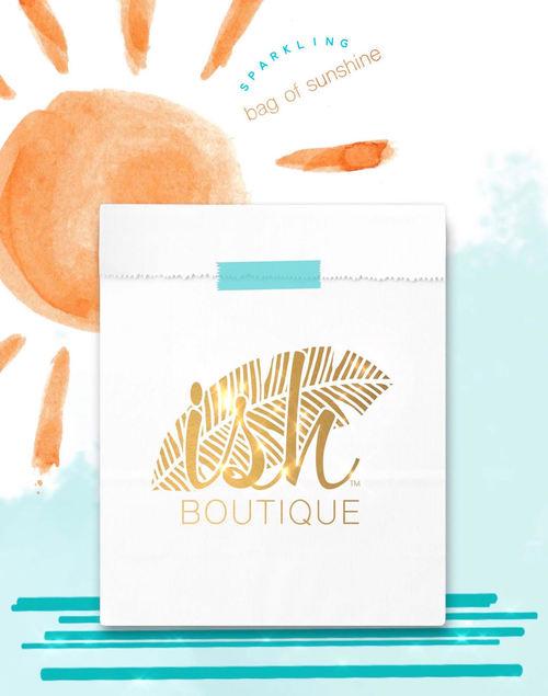 Sparkling Bag of Sunshine