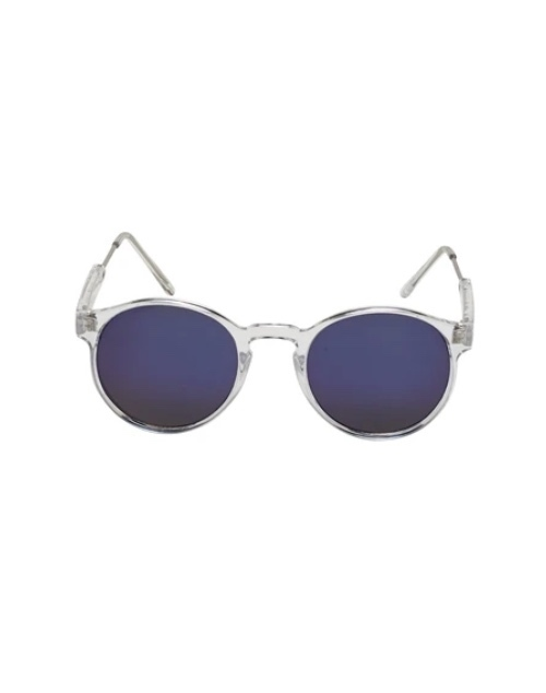 Heritage Collection Clear/ Blue Sunglasses