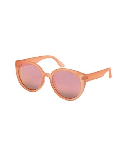 Bubble Pastel Collection Orange Sunglasses
