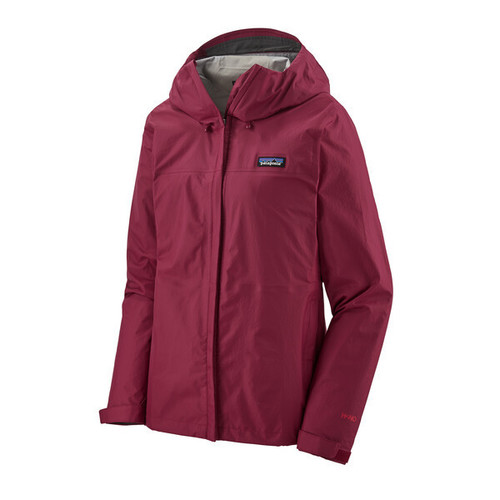 Patagonia W Torrentshell 3L Jacket Roamer Red