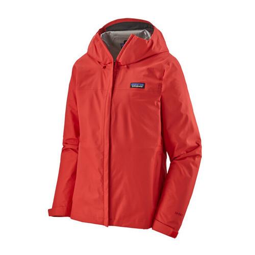 Patagonia W Torrentshell 3L Jacket Catalan Coral