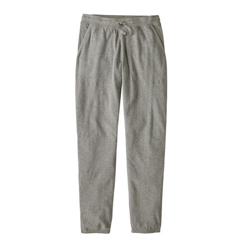 Patagonia W Organic Cotton French Terry Pants Feather Grey