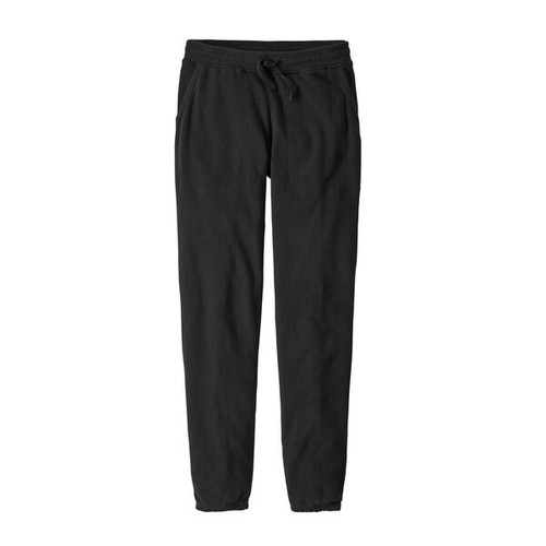 Patagonia W Organic Cotton French Terry Pants Black