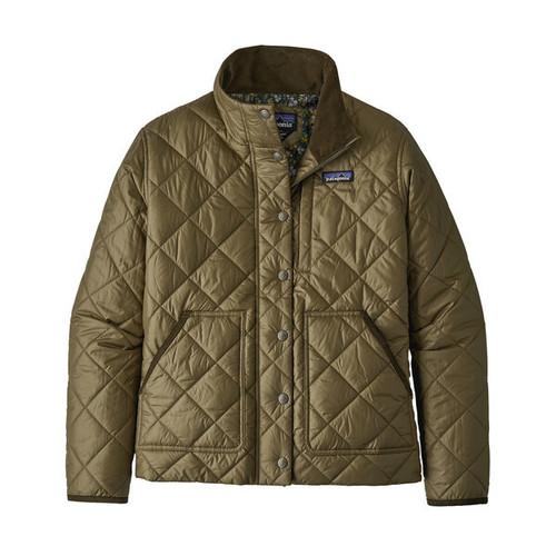 Patagonia W's Back Pasture Jacket Sage Khaki