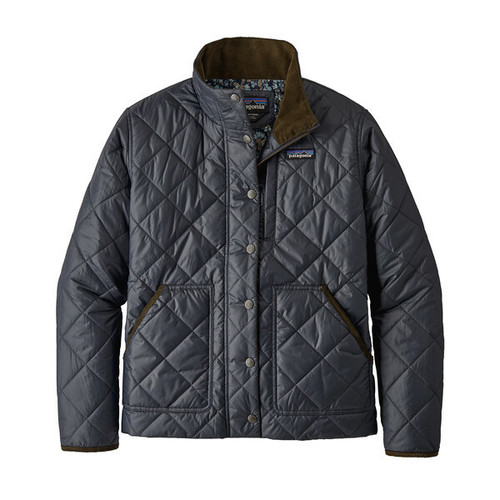 Patagonia W's Back Pasture Jacket Smolder Blue