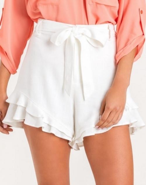 Easy Breezy Flutter Shorts