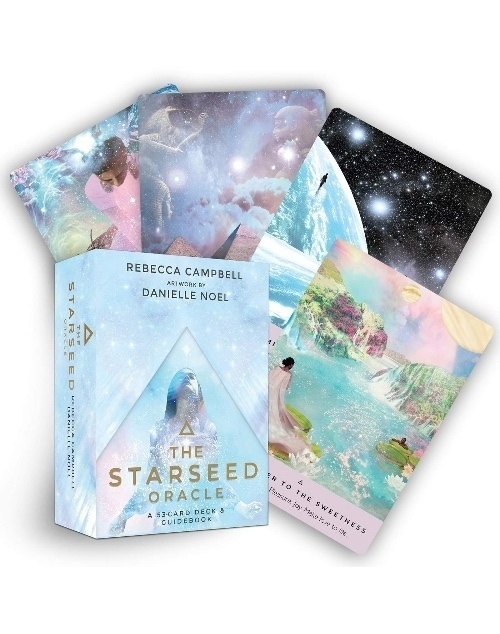 The Starseed Oracle Card Deck