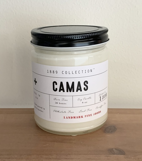 Camas Candle
