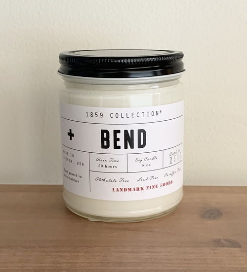 Bend Candle