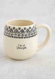Strength Borders Mug