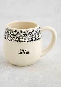 Strength Borders Mug