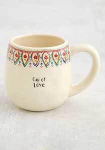 Love Borders Mug