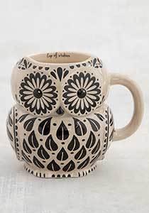 Wisdom Owl Mug