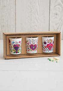 Set/3 Love Votives