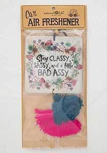 Stay Classy Air Freshner