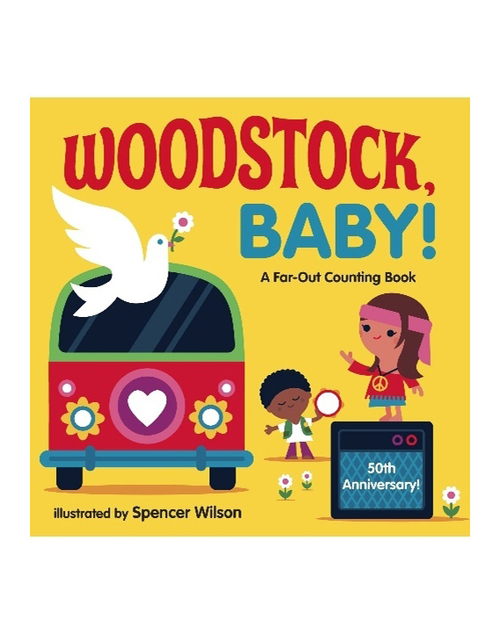 Woodstock, Baby! Book
