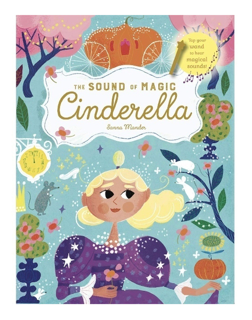 Sound Of Magic Cinderella Book