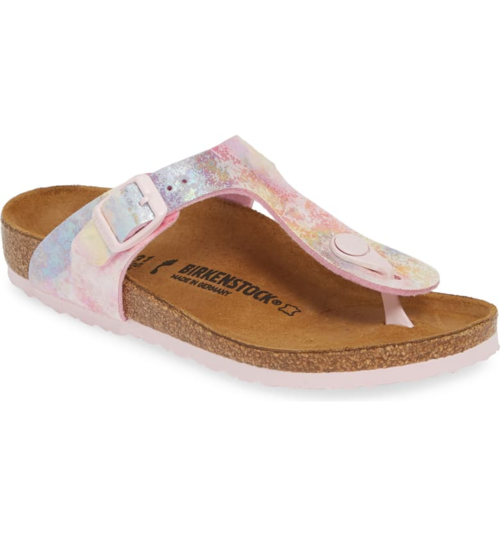 Birkenstock Kids Gizeh Water Color Multi