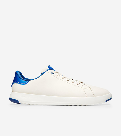Cole Haan Grand Pro Tennis Birch/ True Blue