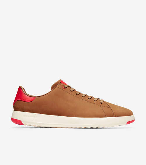 Cole Haan Grand Pro Tennis Tan/ Flame