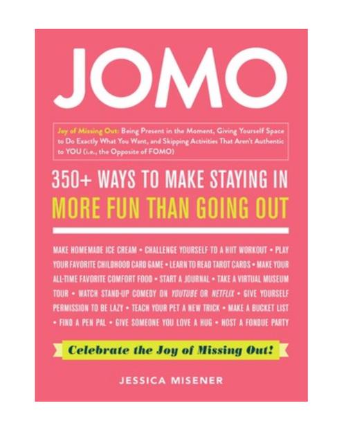 JOMO Book