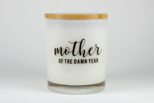 Mother Of The Year Soy Candle Sugared Citrus