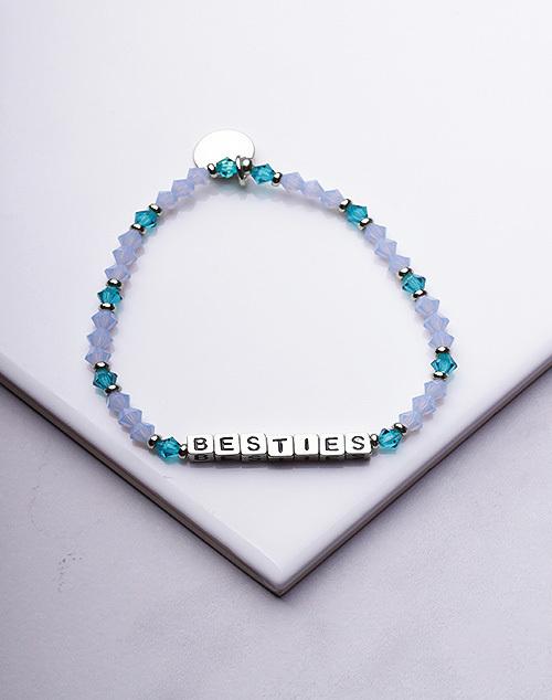 Little Words Project - Besties Silver