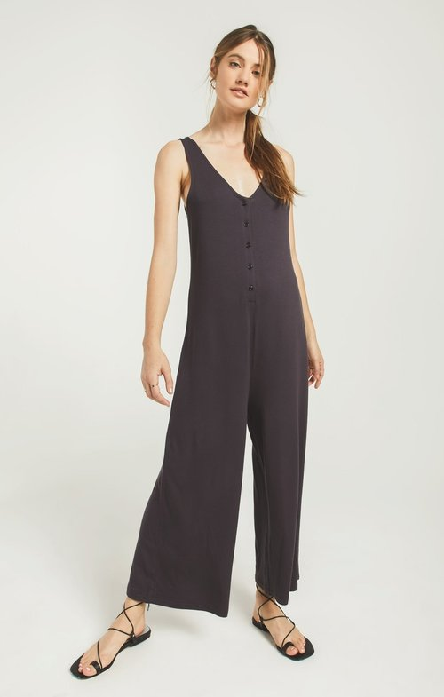 Mojave Jumpsuit Washed Black