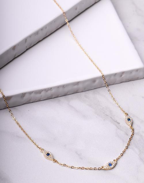 Eye Link Necklace