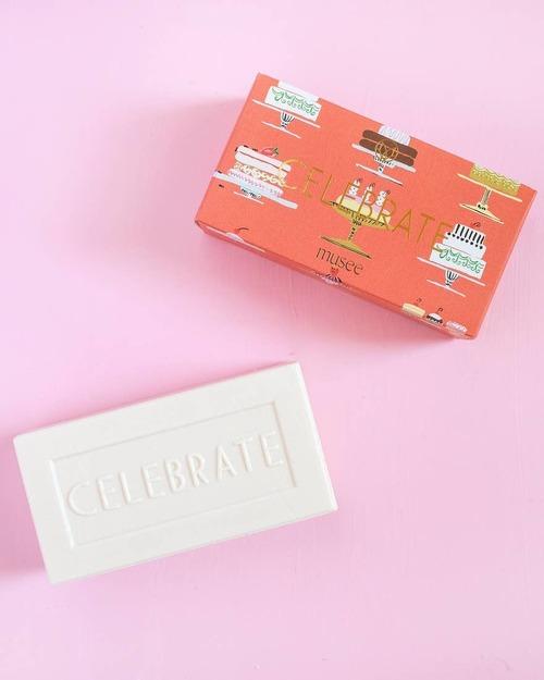 Celebrate Bar Soap