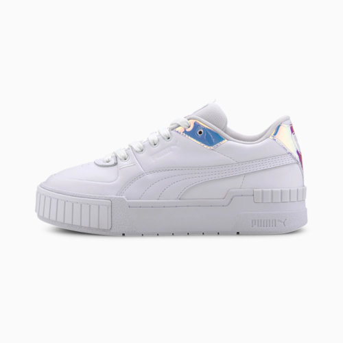 Puma W Cali Sport Glow Puma White/Purple Heather