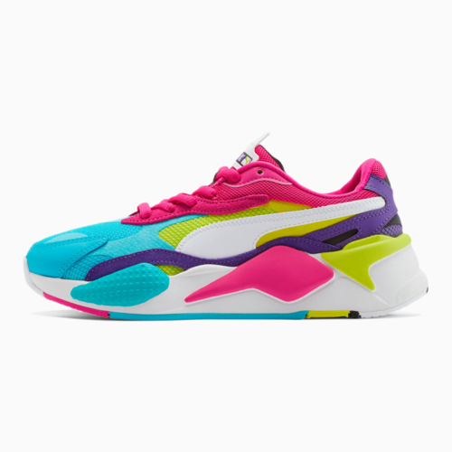 Puma W RS-X3 Puzzle Beetroot Purple/Puma White