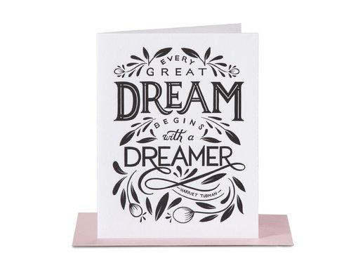 Dreamer Paper Epiphanies Card