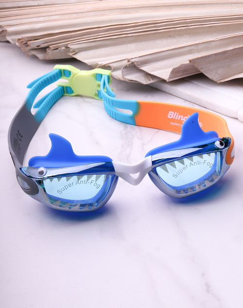 Jawsome JR Swim Goggles - Small Bite