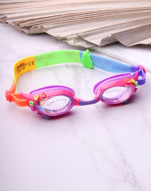Hawaii20 Swim Goggles - Hibiscus Pink