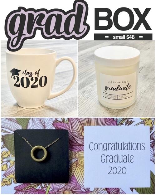 Mapel Grad Box