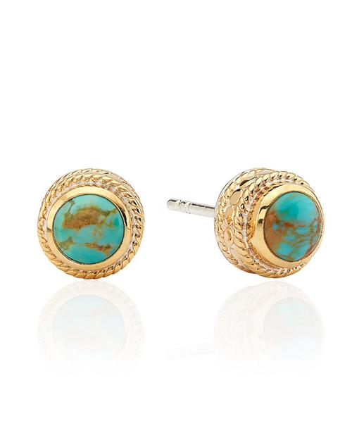Turquoise Stud Earring