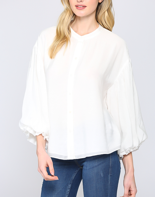 Twinkle Button Down Top