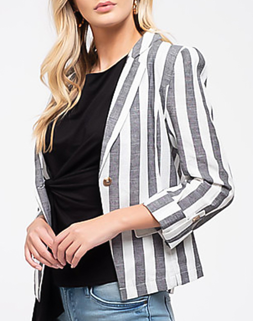 Beach Chic Blazer