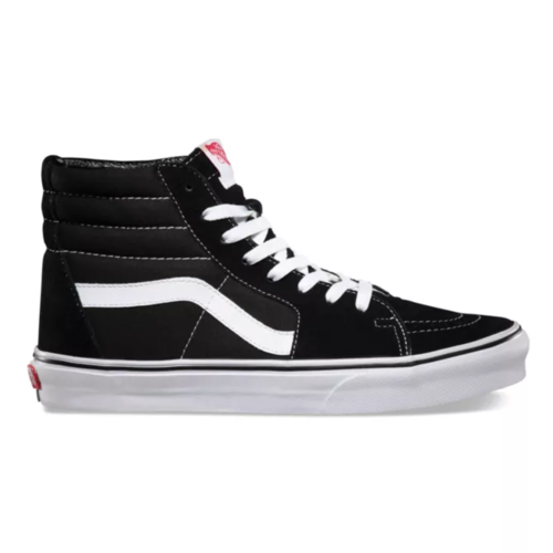Vans Sk8-Hi Black / True White