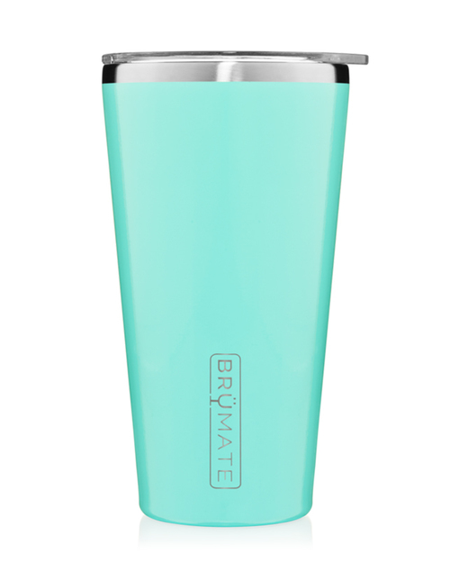 Imperial Pint 20oz- Aqua Blue