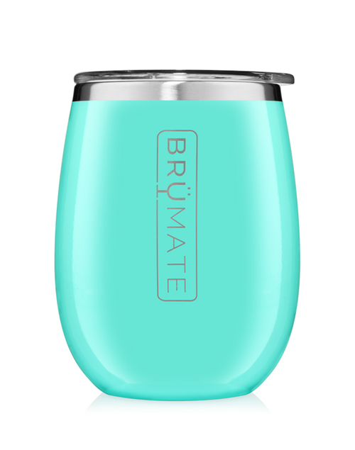 Uncork'D XL 14oz Wine Tumbler - Aqua Blue