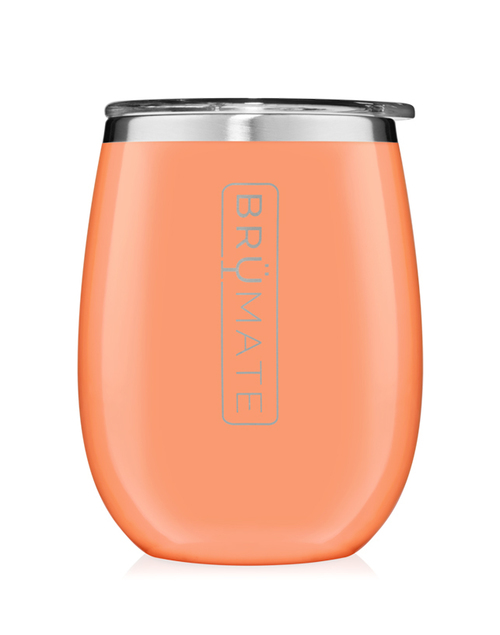 Uncork'D XL 14oz Wine Tumbler - Peach