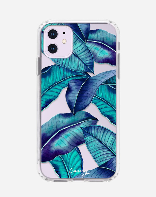 Tropical Leave iPhone Case