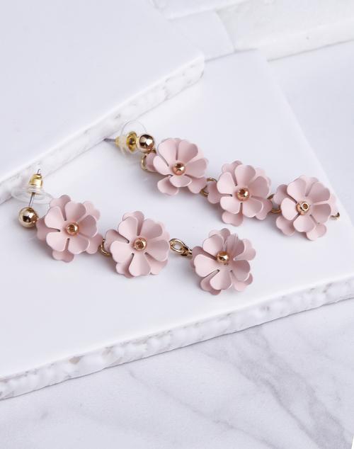 3 Blossom Drop Dangle