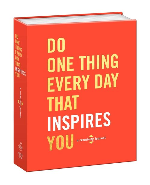 Do One Thing Everyday Book