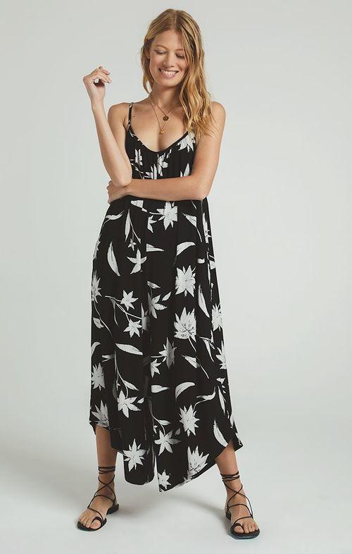 Tai Floral Jumpsuit