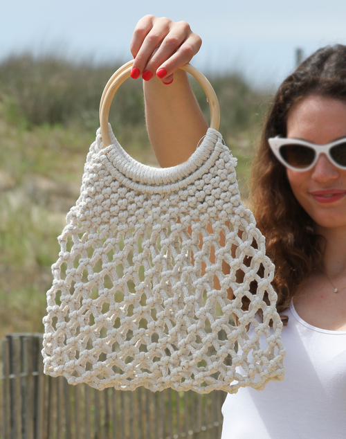 Willow Woven Bag