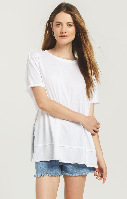 The White Pali Tunic Tee